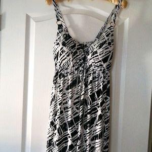 SIMON CHANG maxi dress